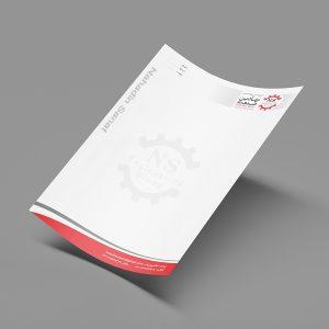 چاپ سربرگ A4 تحریر 100 گرم چاپ ویژه