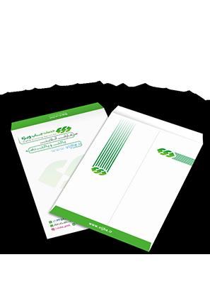 چاپ آنلاین انواع پاکت و پاکت نامه ارزان چاپ ویژه